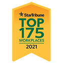 Star Tribune Top 175 Workplaces for 2021